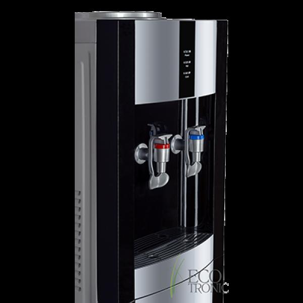 Наполный кулер для воды Экочип V21-L Black-Silver
