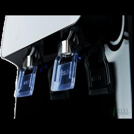 Кулер Ecotronic M50-LXE white+black