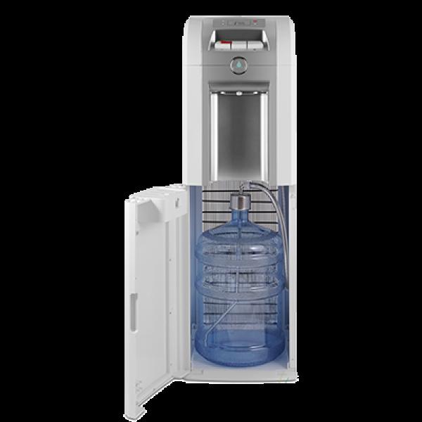 Кулер для воды с нижней загрузкой Ecotronic P8-LX White