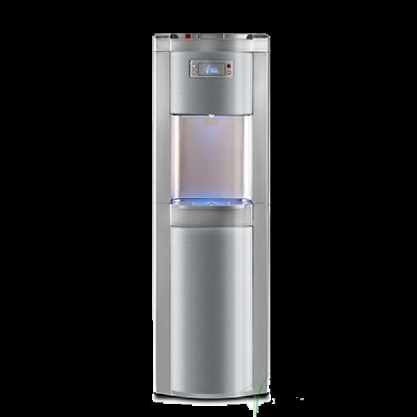 Кулер для воды с нижней агрузкой Ecotronic P9-LX Silver