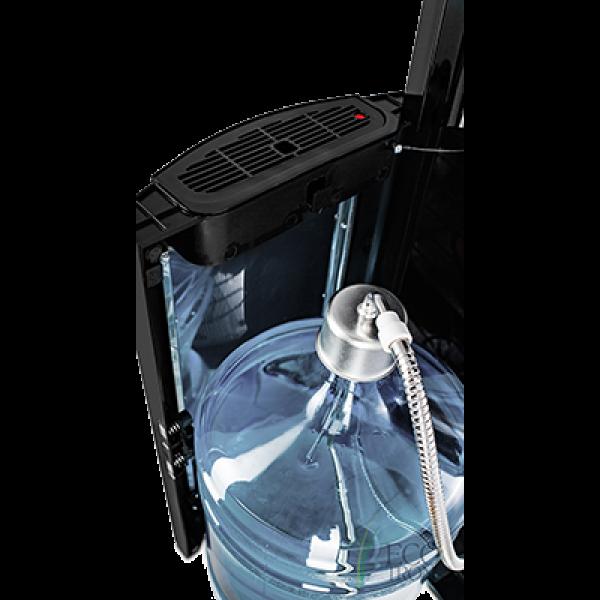 Кулер для воды с нижней загрузкой Ecotronic P9-LX Black