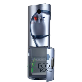 Кулер Ecotronic G4-LM silver