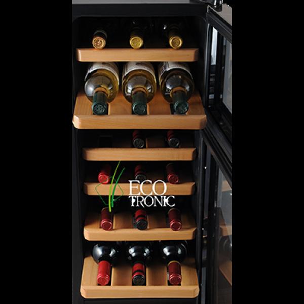 Винный шкаф Ecotronic WCM2-21DE